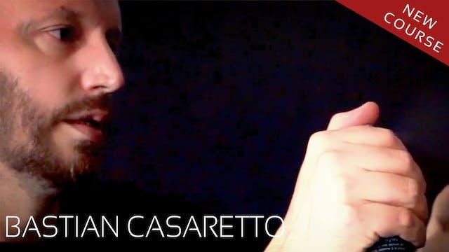 COURSES - BASTIAN CASARETTO