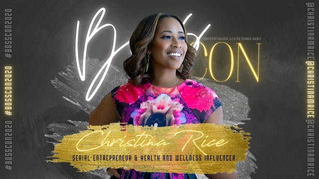 PURPOSE: Defining Our Purpose (Christina Rice & Valeisha Butterfield Jones)