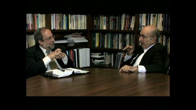 Rabbi Schulweis Chapter 10: First Pul...