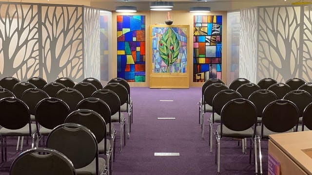 Studio Service Broadcast - Rosh Hashanah Day 1 at 10:00am