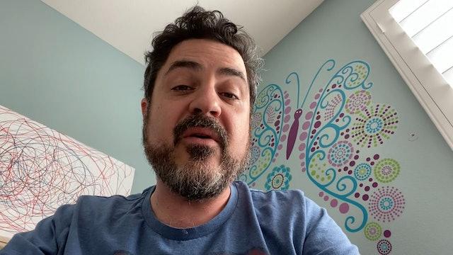 Storytime with Rabbi Noah Farkas - April 24, 2020