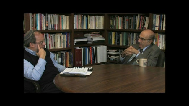 Rabbi Schulweis Chapter 13: The Birth and Importance of the Havurah