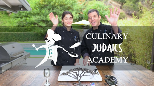 Culinary Judaics Academy with Chef Danny Corsun