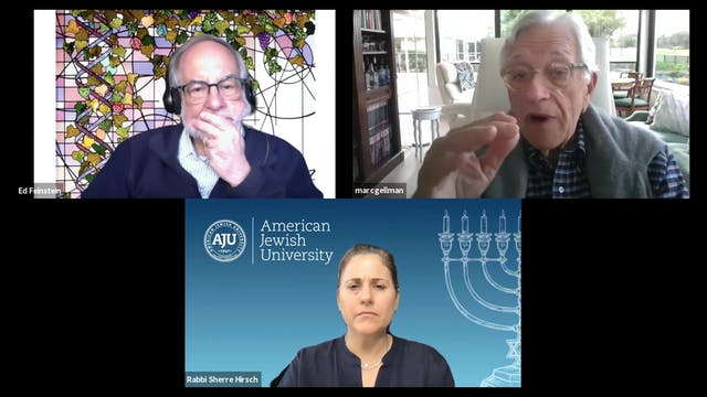 Torah Study - December 12, 2020 Parsh...