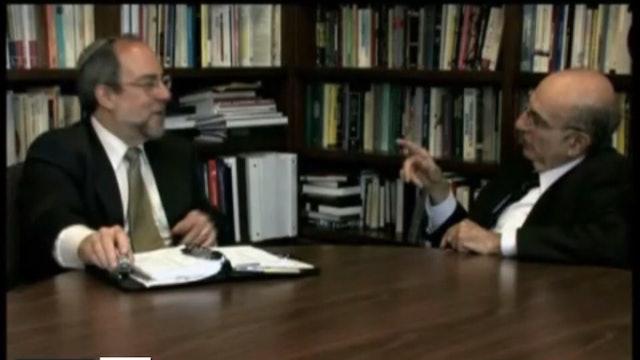 The Rabbi Harold M. Schulweis Interviews with Rabbi Ed Feinstein - Watch Now