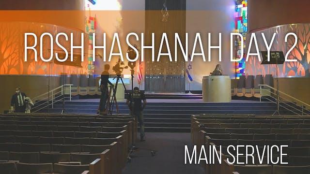 Main Service: Rosh Hashanah Day Two