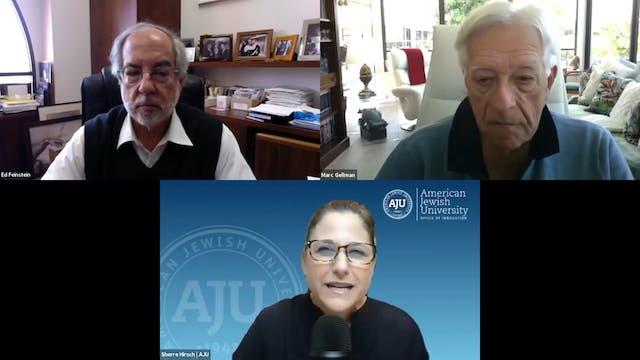 Torah Study - April 10, 2021 Shmini