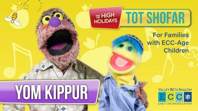Tot Shofar ECC Service (Preschool) - Yom Kippur