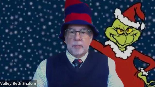 "Rabbi Ed Feinstein's ""How the Grinch Stole Shabbat"""
