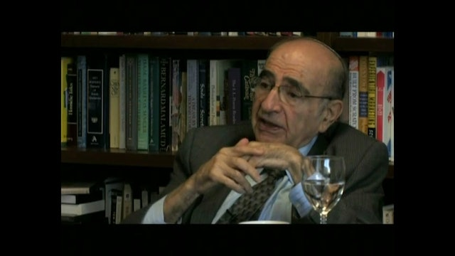 Rabbi Schulweis Chapter 7: Conscience (part 1 of 2)