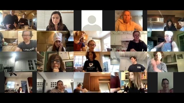 Purim Community Hub Workshop February 2021