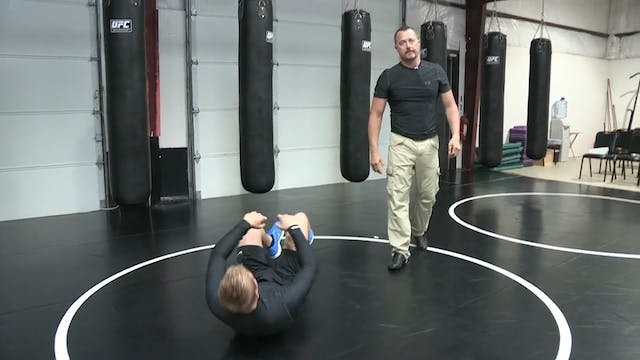 Takedowns