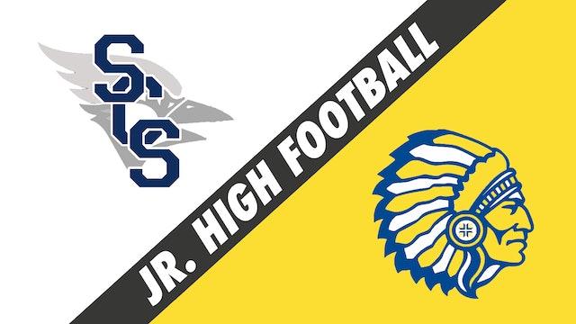 Junior High Football: St. Cecilia vs Our Lady of Fatima