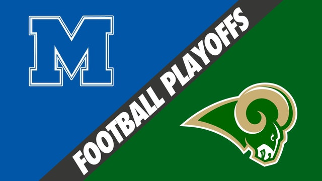 Football Playoffs: Mandeville vs Acadiana