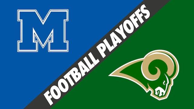 Football Playoffs: Mandeville vs Acad...