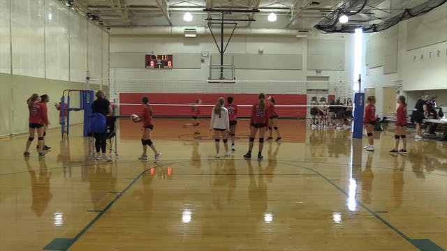 8th Grade Volleyball: Mount Carmel vs...