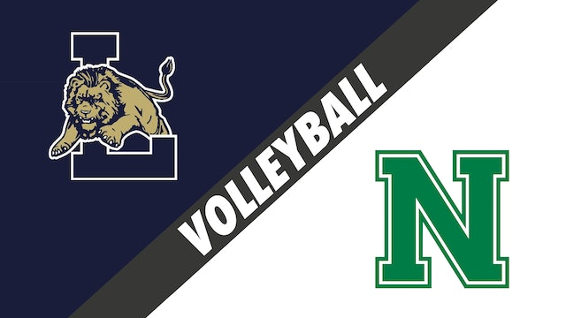 Volleyball: Lusher vs Newman