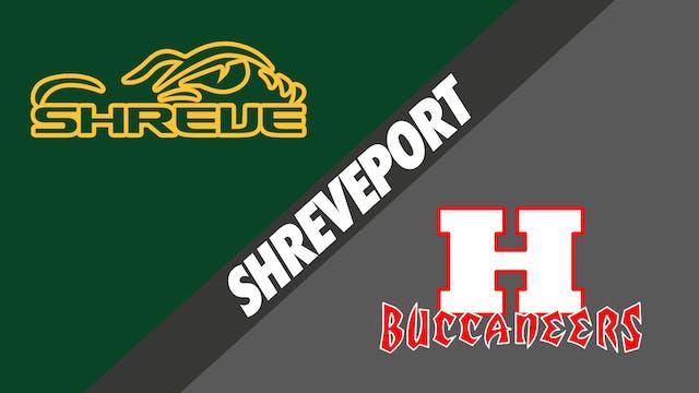 Shreveport: Captain Shreve vs Haughton