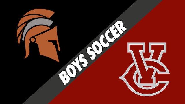 Boys Soccer: Houma Christian vs Vermilion Catholic
