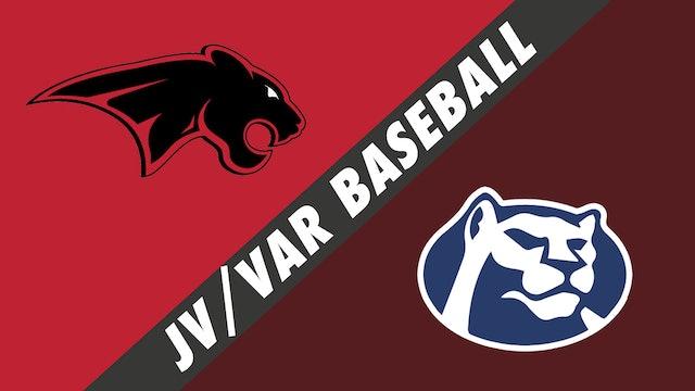 JV& Varsity Baseball: Catholic of New Iberia vs St. Thomas More