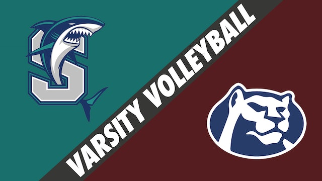 Varsity Volleyball: Southside and St. Thomas More