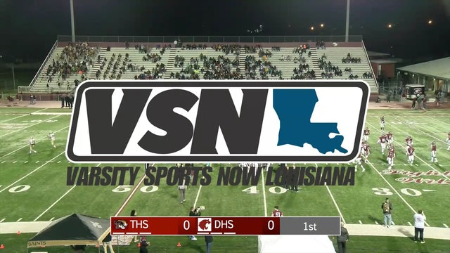 5A Quarterfinals: Terrebonne at Destrehan