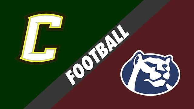 9th Grade/JV Football: Cecilia vs St. Thomas More