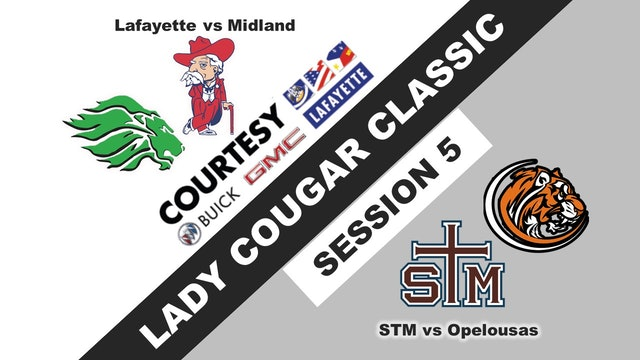 Lady Cougar Classic: Session 5