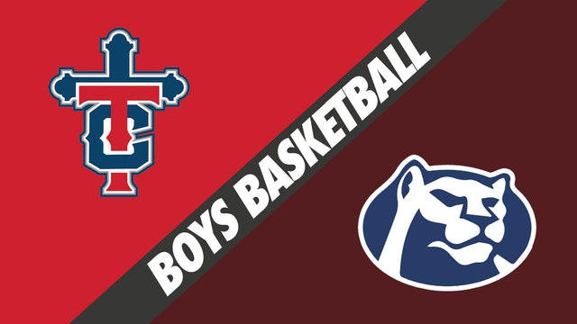 Boys Basketball: Teurlings Catholic vs St. Thomas More