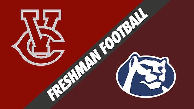 Freshman Football: Vermilion Catholic vs St. Thomas More