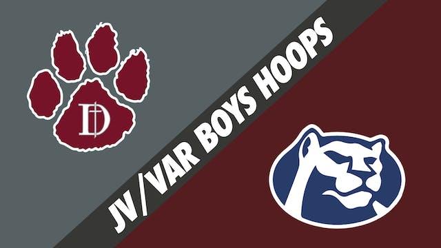 Boys JV/Varsity Basketball: Dunham vs...