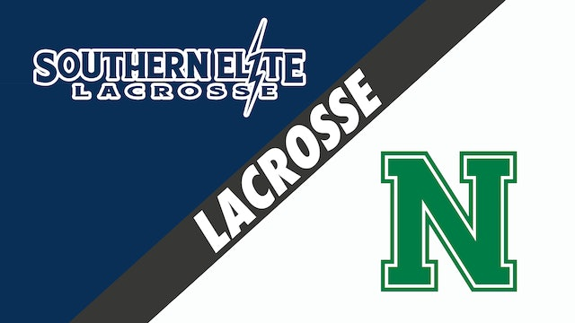 Lacrosse: Southern Elite vs Newman - Part 2