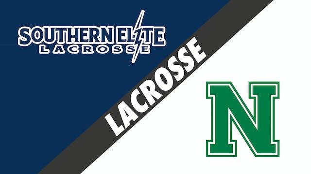 Lacrosse: Southern Elite vs Newman - ...