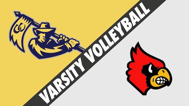 Varsity Volleyball: Crescent City vs Sacred Heart