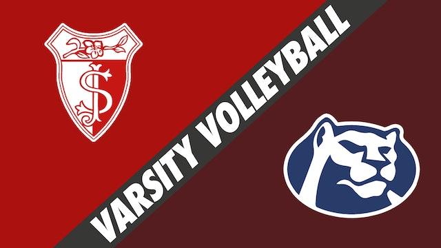 Varsity Volleyball: St. Joseph's vs St. Thomas More