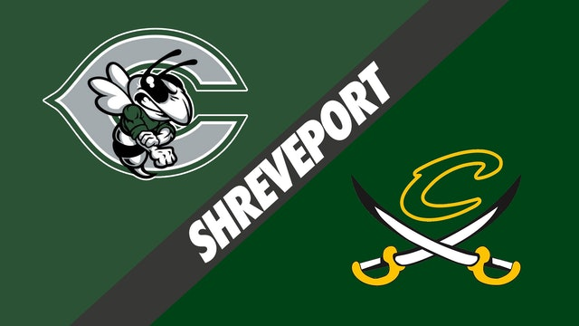 Shreveport: Catholic Pointe Coupee vs Calvary Baptist