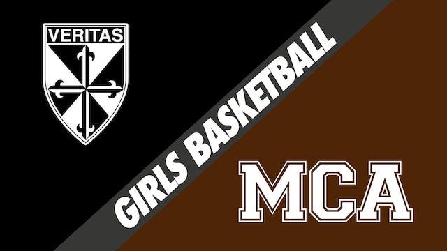 Girls Basketball: Dominican vs Mt. Ca...