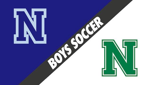 Boys Soccer: Northshore vs Newman