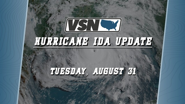 Hurricane Ida Update: Tuesday, August 31