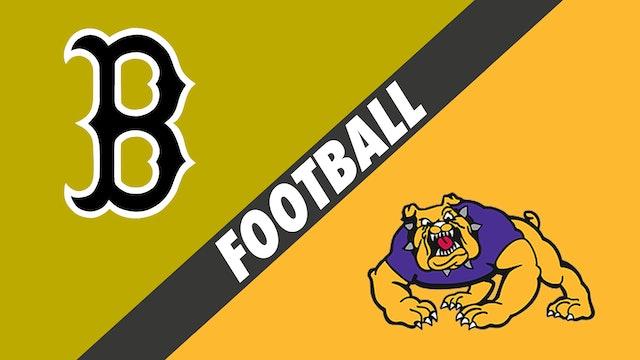 Football: Berwick vs Lutcher