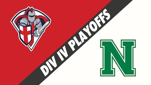 Div IV Volleyball Playoffs: Lafayette Christian vs Newman - Part 2