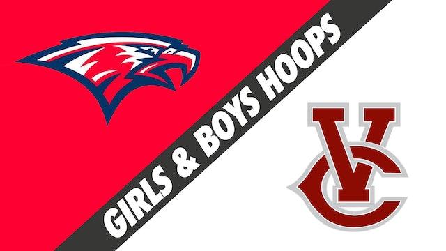 Girls & Boys Basketball: Central Catholic vs Vermilion Catholic
