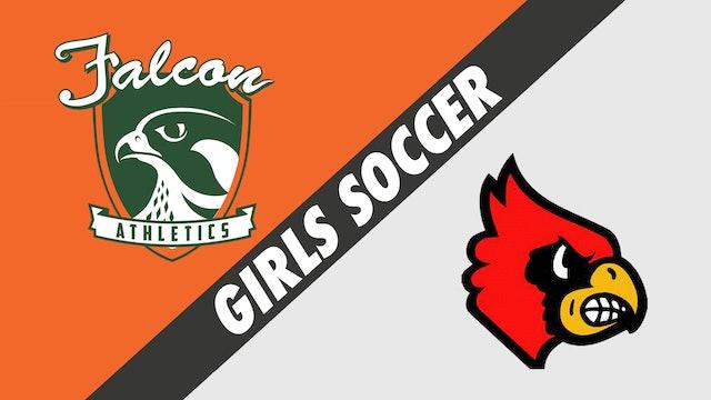 Girls Soccer: Ben Franklin vs Sacred Heart