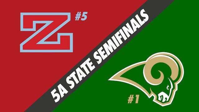 5A State Semifinals: Zachary vs Acadiana