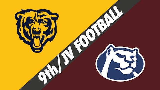 9th Grade/JV Football: Carencro vs St. Thomas More