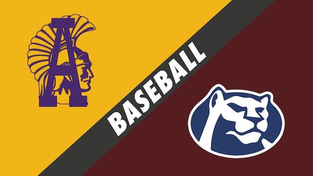 Baseball: Alexandria vs St. Thomas More