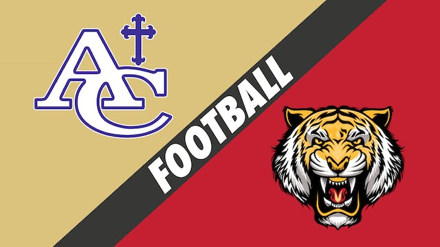 Football: Ascension Catholic vs East ...