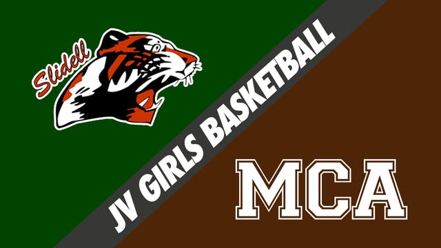 JV Girls Basketball: Slidell vs Mount...