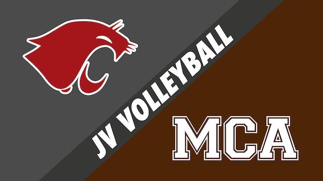JV Volleyball: Destrehan vs Mt. Carmel