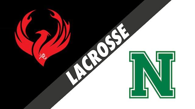 Lacrosse: Chaos vs Newman